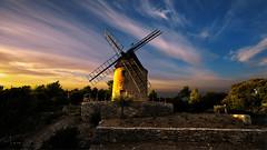 Mühle Joucas - Moulin Joucas (uschmidt2283) Tags: a7r frankreich hdr häuser landschaften langzeitbelichtung märkte provence türen