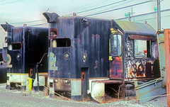 Southern SD35 3077 Cab (Chuck Zeiler) Tags: sou sr southernrailway sd35 3077 railroad emd locomotive chattanooga chuckzeiler chz shops
