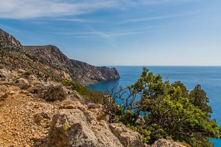 Crete / Κρήτη / Kreta: Paleochora - Lissos - Sougia