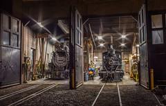 Museum Quality (Coloradorailphotographer) Tags: drgw riogranderailroad denverandriograndewestern steamengine steamlocomotive steamtrains steam train railway railroad coloradorailroads coloradotrains coloradonarrowgauge