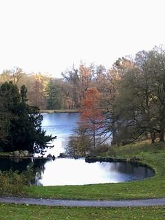 November im Bergpark