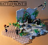 Star Wars Battlefront II - Heroes vs. Villains on Yavin IV (KevFett2011) Tags: starwars ea battlefront 2 multiplayer game yavin iv 4 jungle temple landscape kylo ren han solo luke lukeskywalker darth vader boba fett kevfett2011 moc build lego bricks love hobby photography