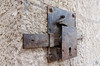 Capturing the details (nieves.valderrama) Tags: ancient guadalajara historicalplace inspiration iron latch nofilter oldlatch outdoor picoftheday rust rusty spain stone torija