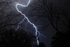 Close to Home (lightonthewater) Tags: lightning branches thunderstorm trees tennessee tree storm silhouette