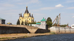 Volga_Oka 1.4, Russia (Knut-Arve Simonsen) Tags: russia nizhniynovgorod gorky volga oka kremlin russland россия нижнийновгород