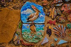 Ocean Grove Beach sculpture and artwork (Theresa Hall (teniche)) Tags: 1december2017 2017 australia bellarinepeninsula canberra december oceangrove oceangrovebeach teniche theresa theresahall victoria art artwork beach creative firstdayofsummer landscape sculpture sculptures summer