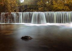 PRESA DEL BAIAS (juan luis olaeta) Tags: paisajes landscape canon canoneos60d photoshop ligthroom agua sedas largaexposicion