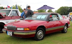 H574 PVW (Nivek.Old.Gold) Tags: 1991 buick regal coupe 2800cc