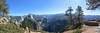 The Clark Range Observation Point (H. P. Filho) Tags: dslr apsc canoneosrebelt5i canonefs1018mmf4556isstm digitalphotoprofessional imagecompositeeditor panorama stitched autocompleted yosemite california glacierpoint clarkrange halfdome vernalfall nevadafall observationdeck mountains peaks waterfalls trees faved 2fav 3fav 50view 100view 5fav 250view getty 500view 10fav