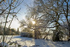 Coundon Wedge 11/12/2017 (Paul-Green) Tags: coundon wedge coventry west midlands uk gb canon camera flickr snow december winter scene 2017 cold frosty fields sun trees nice light walk outdoors blue sky
