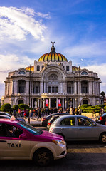 Una de tantos lugares mágicos en la Ciudad de México, lugar mítico y con historia. Palacio de Bellas Artes. (lfdo_19) Tags: mexico cultura culture art arte bellas artes arquitectura architecture history