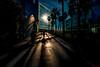 Long Shadows..... (Dafydd Penguin) Tags: reflections sun long shadows buildings street shots raw explore last light dusk barcelona catalunya catalonia spain urban city nikon df nikkor 20mm af f28