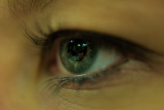 Auge (laternaXmagica) Tags: eye closeup 40mm28