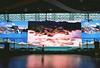 The revolution will be... (louis de champs) Tags: minoltasrt101 kodakektar100 documentary screen indoor chengdu china newcenturyglobalcenter