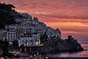 Amalfi Sunrise (AgarwalArun) Tags: sony a7m2 sonyilce7m2 landscape scenic nature views amalfi amalficoast italy europe costieraamalfitana unescoworldheritage bayofnaples salerno sunrise