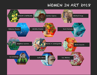 Women in Art - 2018