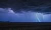 After The Night Falls (gerrypocha) Tags: lightning prairie saskatchewan canada night sky clouds storm
