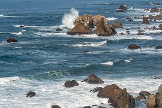 Chasing the Waves Along Sonoma Coast 3