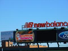 Fenway Park (Boston, Massachusetts) (jjbers) Tags: boston massachusetts fenway park baseball november 9 2017 new balance ford car dunkin donuts