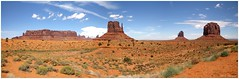 time stood still (chtimageur) Tags: roadtrip usa south west monumentvalley mittens panorama landscape great colours summer canon 6d