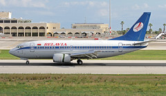 EW-290PA LMML 07-11-2017 (Burmarrad (Mark) Camenzuli) Tags: airline belavia belarusian airlines aircraft boeing 7375q8 registration ew290pa cn 27629 lmml 07112017