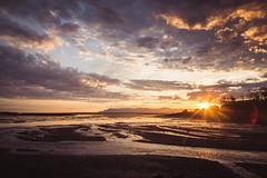 IMG_5133 (Les mondes engloutis) Tags: canada québec gaspésie newrichmond sunset coucherdesoleil mer sea nature landscape paysage