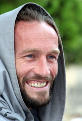 Blue Eyes (Alan1954) Tags: man portrait mallorca palma spain holiday 2014