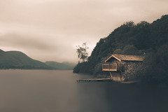 Absolute Stillness (Sandra Ahn Mode) Tags: lake lakedistrict lakehouse ullswater nationalpark smooth smoothwater longexposure calm still tranquil travel travelphotography nature naturephotography landscape landscapephotography