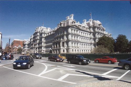 Washington DC - Eisenhower Executive Office Building