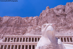 Temple of Hatshepsut, Luxor, Egypt, April (Jeremy Smith Photography) Tags: ancienttemple egypt egypttravel jeremysmithphotography jeremysmithphotographycouk luxor templeofhatshepsut