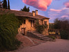 Old farmer house (Paco CT) Tags: atardecer casa cielo construccion construction sky sunset vivienda crepuscule crepusculo dusk dwelling house housing ocaso puestadesol sundown twilight