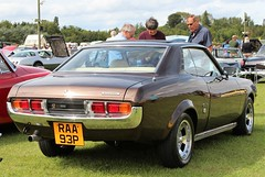 RAA 93P (Nivek.Old.Gold) Tags: 1975 toyota celica 1600 st