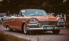 Dodge Coronet 1958 (Myggan68) Tags: oldtimer cars car ontheroad classiccarweek classiccar classic