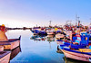 The Colours of the Port (Francesco Impellizzeri) Tags: trapani sicilia canon landscape boats water reflections port