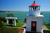 Trinidad Head Lighthouse in California (` Toshio ') Tags: toshio trinidad lighthouse california america usa light trinidadheadlighthouse history architecture bay trinidadbay water pacificocean pacific fujixe2 xe2 bell coast beach