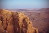 Makhtesh Ramon (Nuuttipukki) Tags: makhtesh ramon mitzpe israel travel crater evening light rock formations cliff mitspe moon