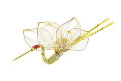 Crane (kawaii_fabric_and_paper) Tags: ornament paper decoration papercraft cord handicrafts japanesetradition bird crane celebrations mizuhiki