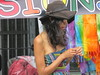 Lovely Rita (knightbefore_99) Tags: rita lovely hat cool cty pretty lady eastvan thedrive commercialdrive 2017 colour best italian street vancouver car free day