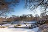 Bethesda Terrace (Ben-ah) Tags: centralpark bethesda terrace fountain snow newyork manhattan