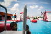 * (Sakulchai Sikitikul) Tags: street streetphotography songkhla sony a7s voigtlander 28mm thailand hatyai swimmingpool jumping decisivemoment waterpark children