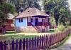 "Traditional Romanian House. (""DavidJHiom"") Tags: ct cottage bucharest bucaresti museum herastrau tradition romania"