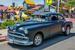 1949 Pontiac Streamliner (kenmojr) Tags: 2017 antique atlanticnationals auto car classic moncton newbrunswick show vehicle vintage centennialpark downtown kenmo kenmorris carshow 1949 pontiac streamliner