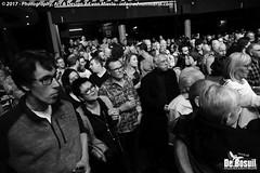 2017 Bosuil-Het publiek tijdens het optreden van Popa Chubby 12-ZW