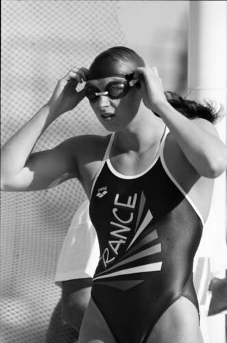 314 Swimming EM 1991 Athens