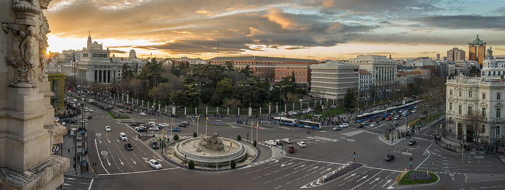 The World S Best Photos Of Cibeles And Street Flickr Hive Mind