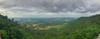 Hill top view of Mysore (Nikondxfx (instagram)) Tags: 2017 india karnataka october photography travel fun southindia travelphotography trip panaroma iphone hill mysore top view chamundeswari temple chamundi hills landscape