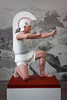 Greek Archer (rlb1957) Tags: legionofhonor sanfrancisco california museum exhibition godsincolor polychromy ancientworld greek roman sculpture archer