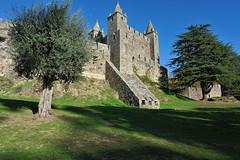 Castelo de Santa María da Feira (TerePedro) Tags: santamaríadafeira aveiro portugal castillo chateau castle castelo schloss maravilhasdeportugal