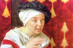 Jeune fille à la perle (Xtian du Gard) Tags: xtiandugard vermeer painting portrait