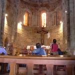 Byblos (Jbail), Apsis der romanischen Kirche Johannes des Täufers, 1115, heute maronitisch thumbnail